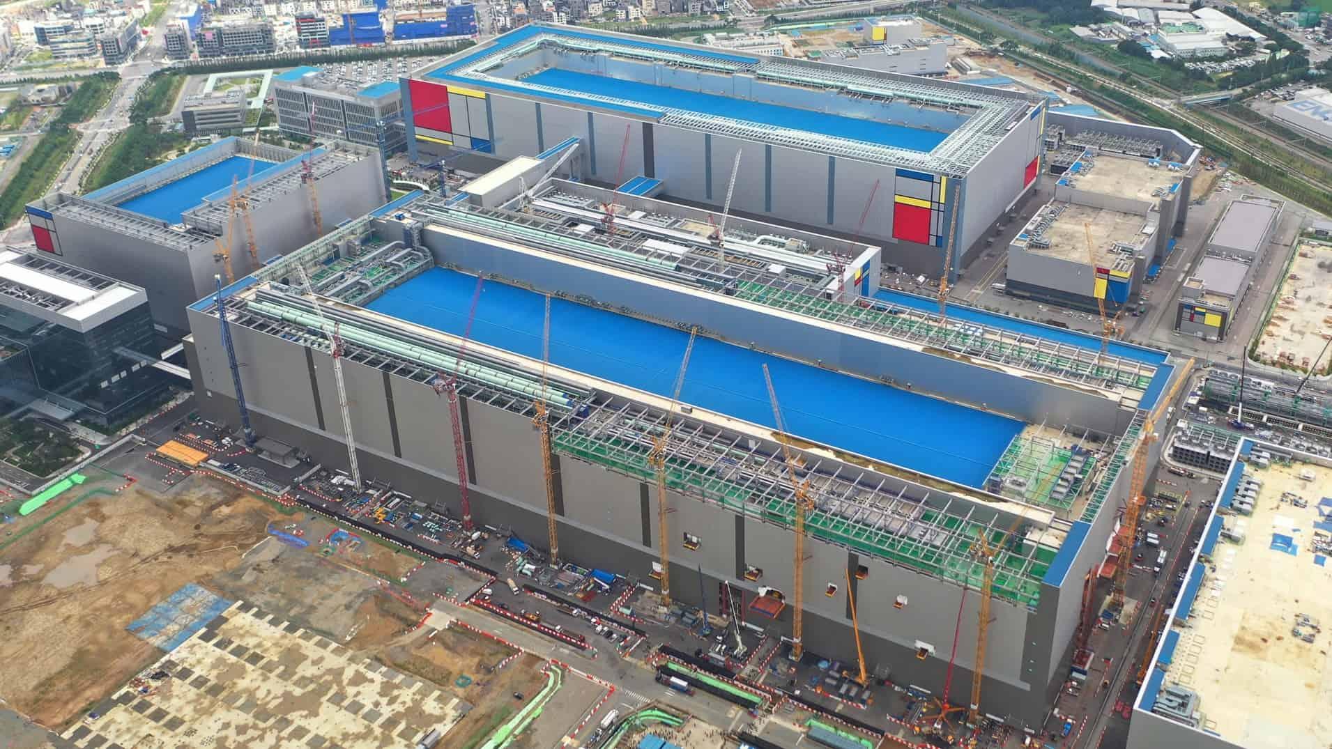 Samsung factory Korea 1