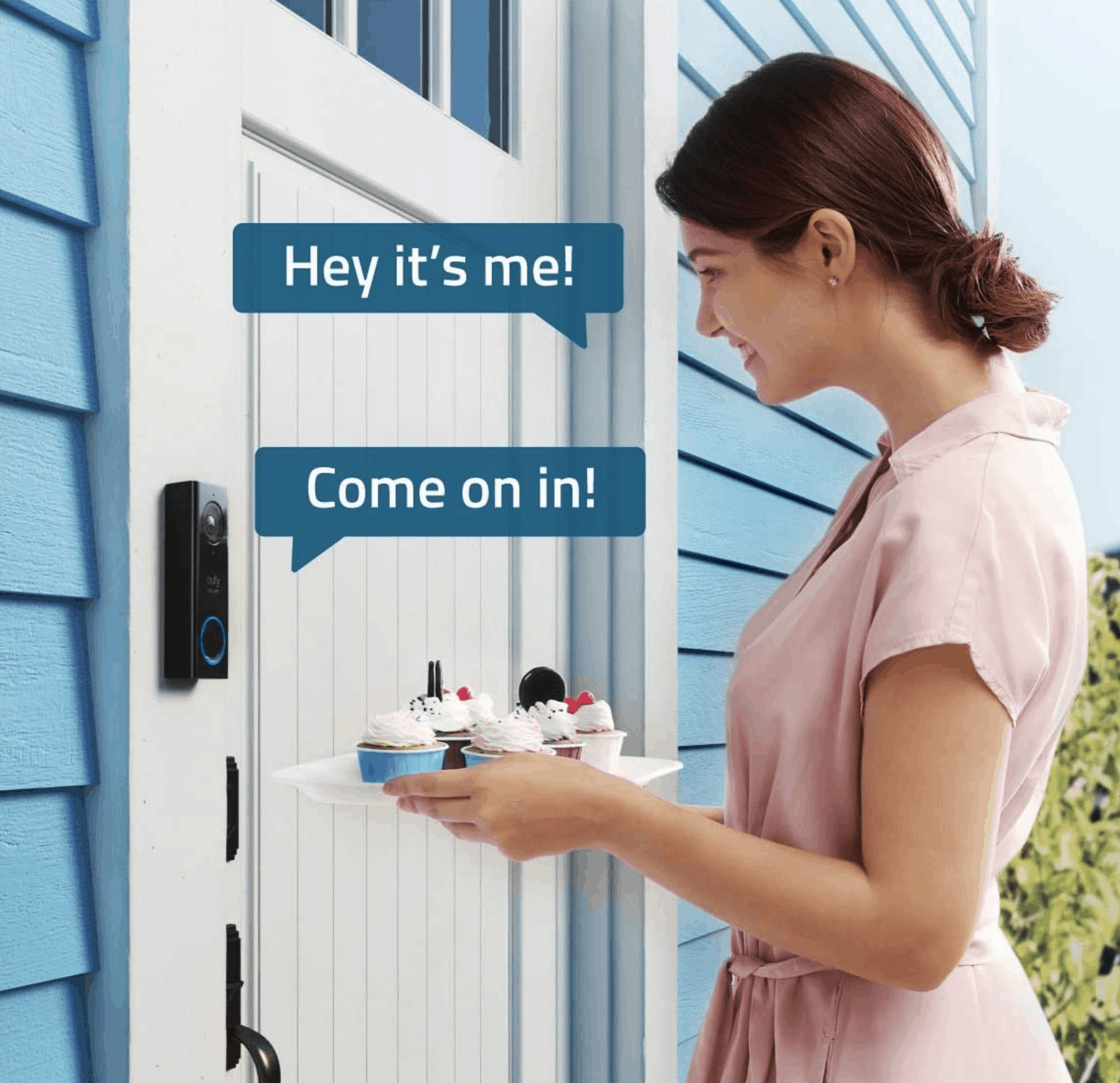 Protect Your Home With This $99 Eufy Video Doorbell