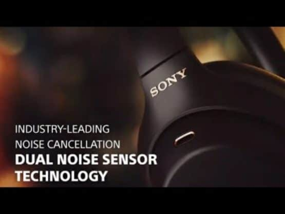 Sony WH1000XM4 Wireless Headphones Promo Image Leaked by Sparrows News