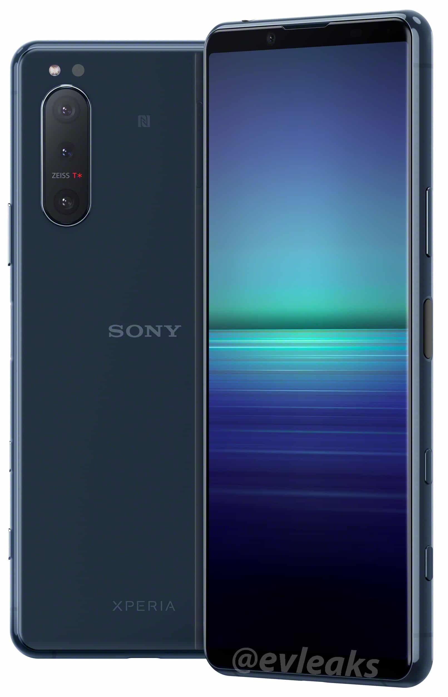 Sony Xperia 5 II image leak