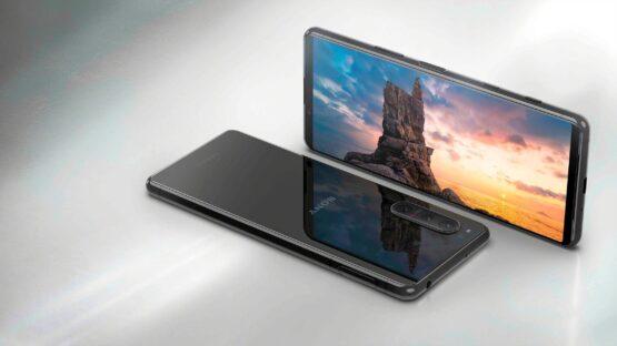 Sony Xperia 5 II render leak 4