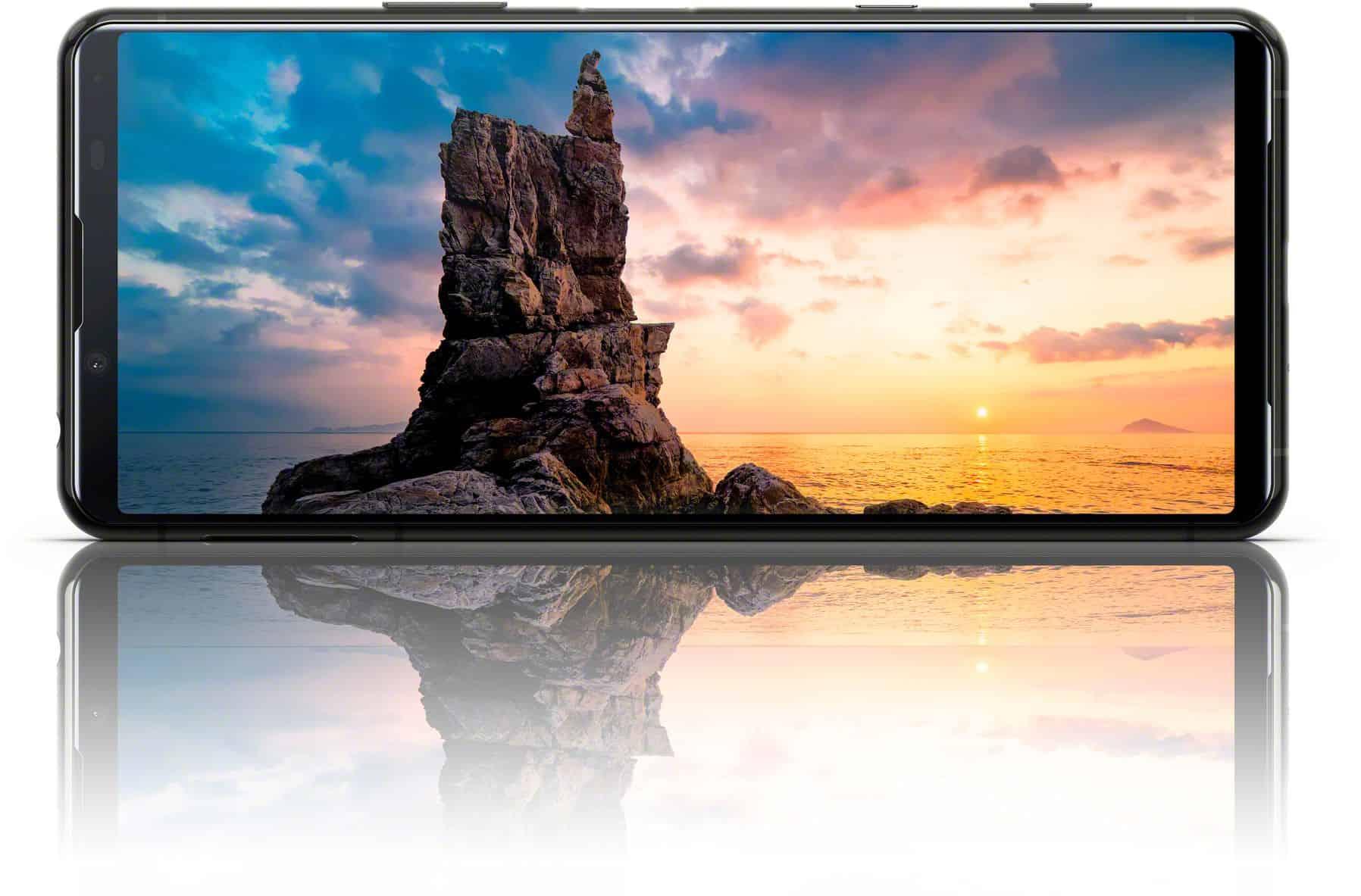 Sony Xperia 5 II render leak 5