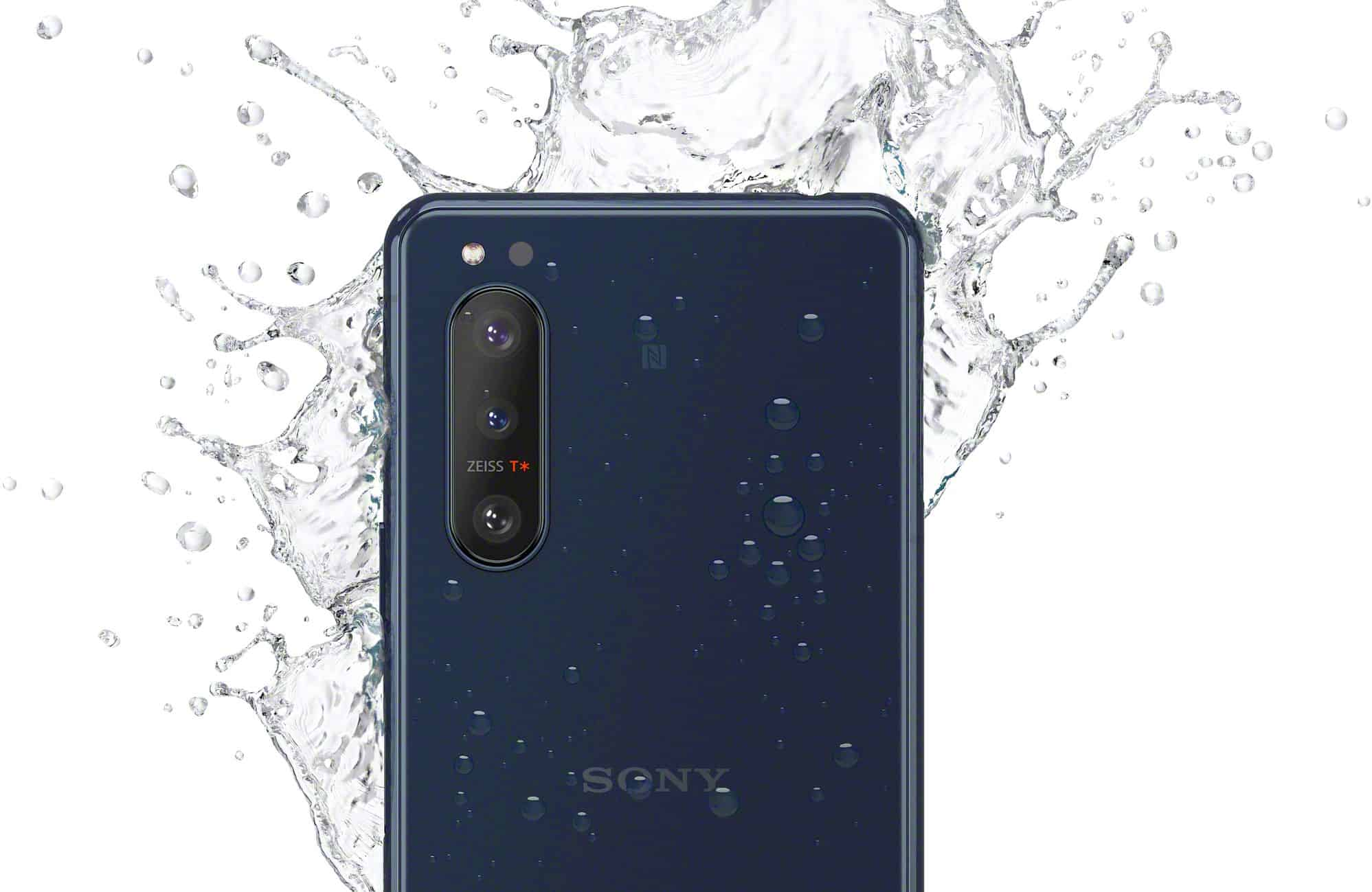 Sony Xperia 5 II render leak 7