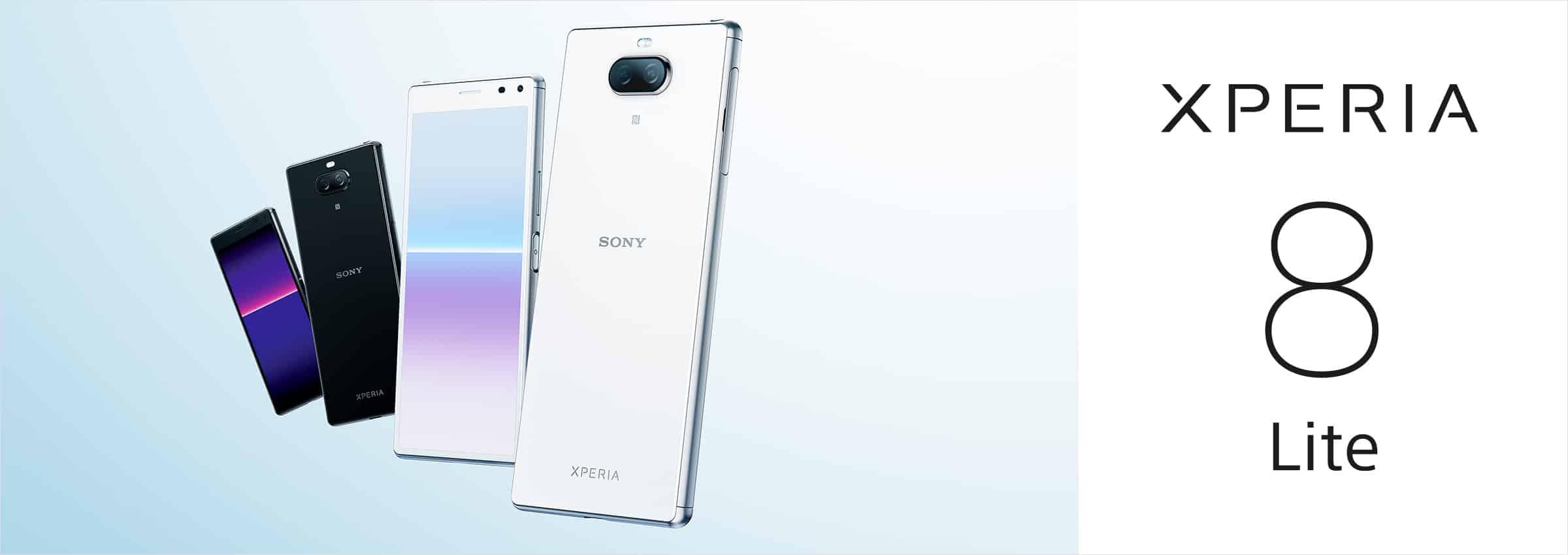 Sony Xperia 8 Lite image 1
