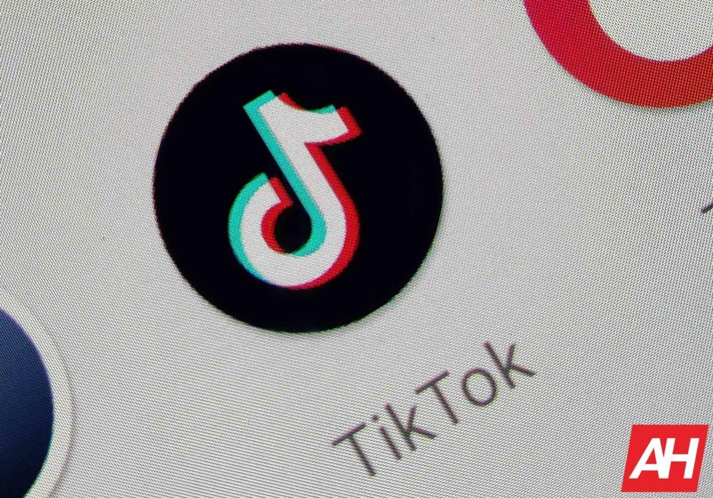 TikTok App Logo AM AH 3