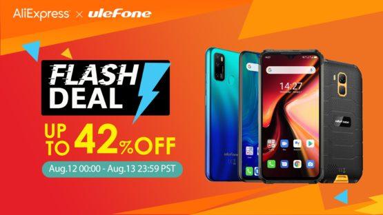 Ulefone August 2020 discount