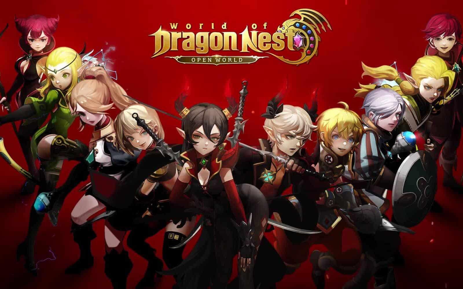 World of Dragon Nest