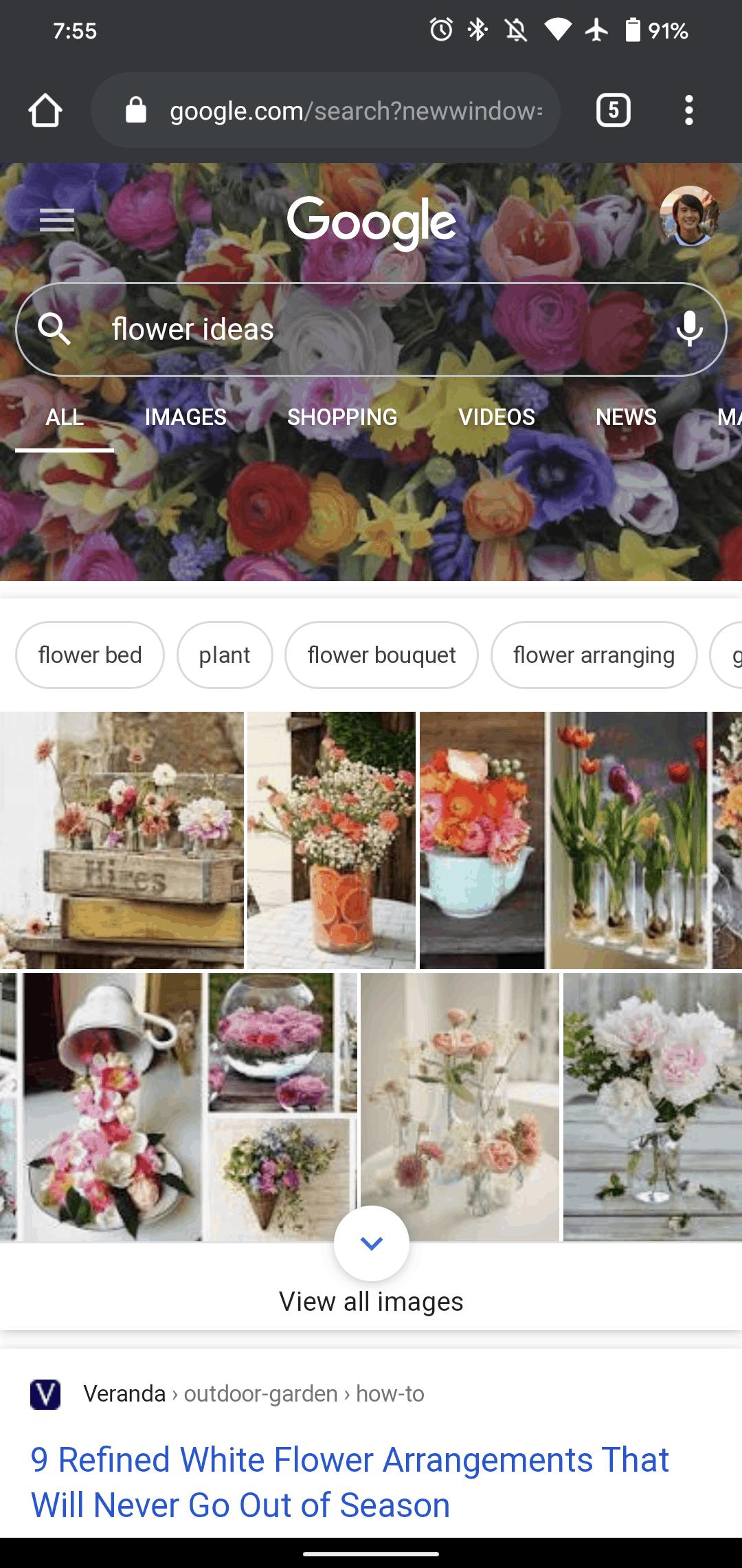 google search background header 2