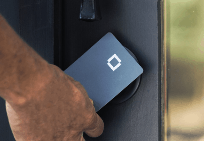 level touch nfc