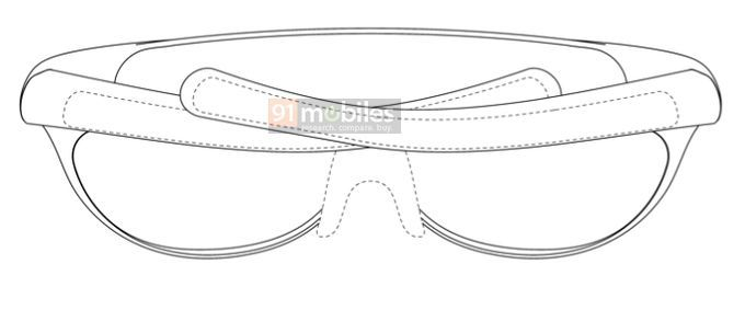 samsung ar glasses patent images 02