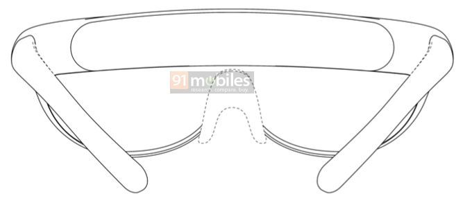 samsung ar glasses patent images 04