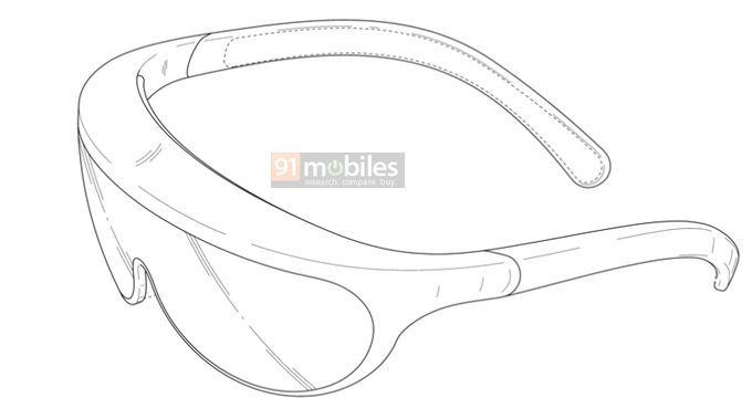 samsung ar glasses patent images 05