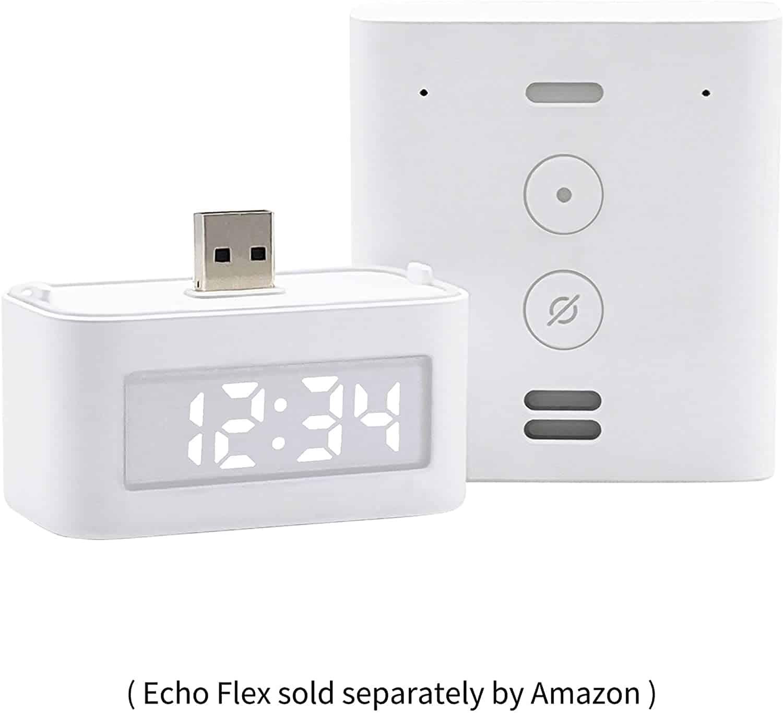 smart clock echo flex 2