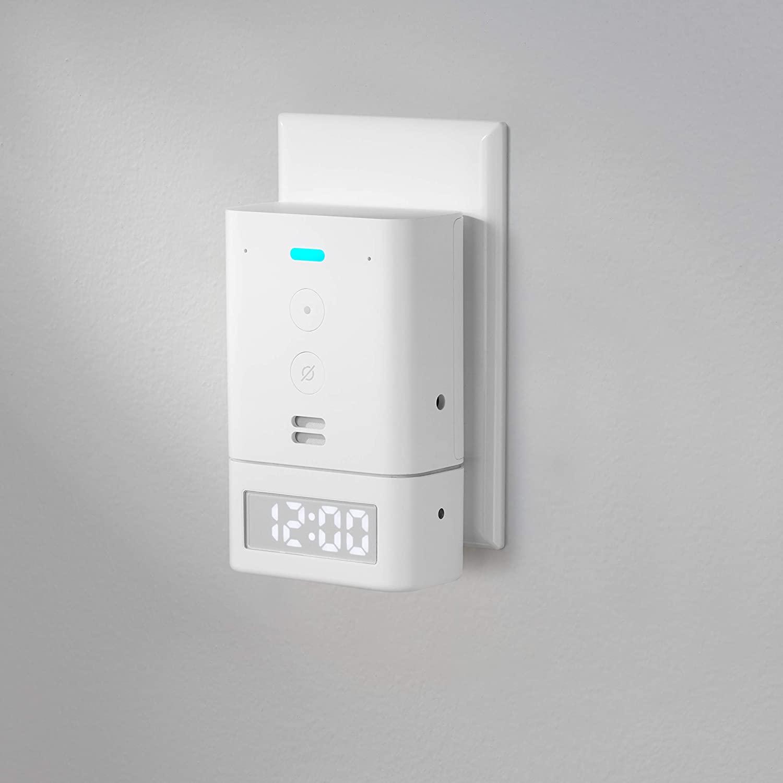 smart clock echo flex 3
