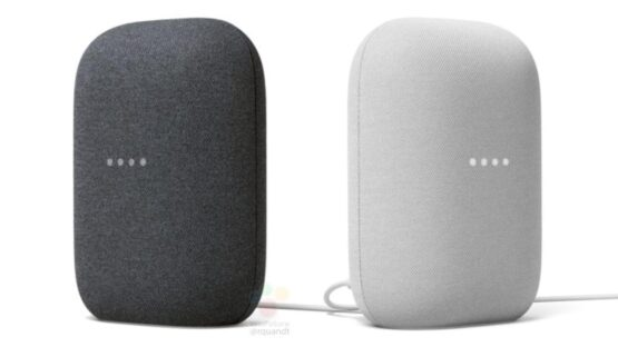 00 Nest Audio Speaker leaked from WinFuture