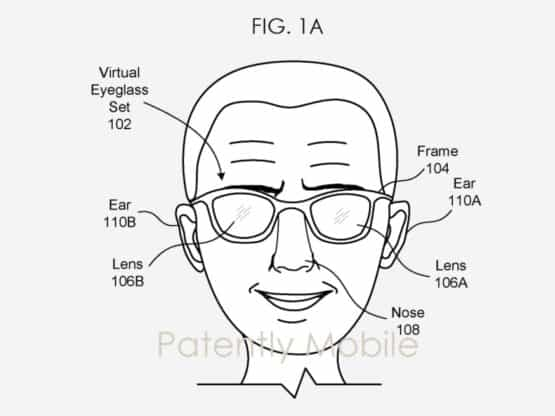 01 2020 Google Glasses patent from patentlymobile