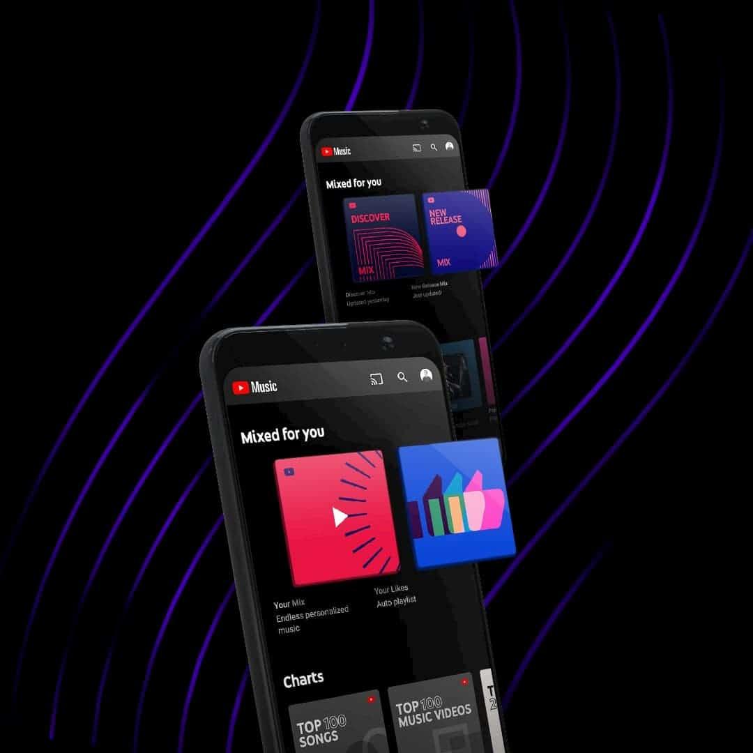 04 YTM PlaylistImprovements PersonalizedPlaylists PR 1080x1080 NOTEXT