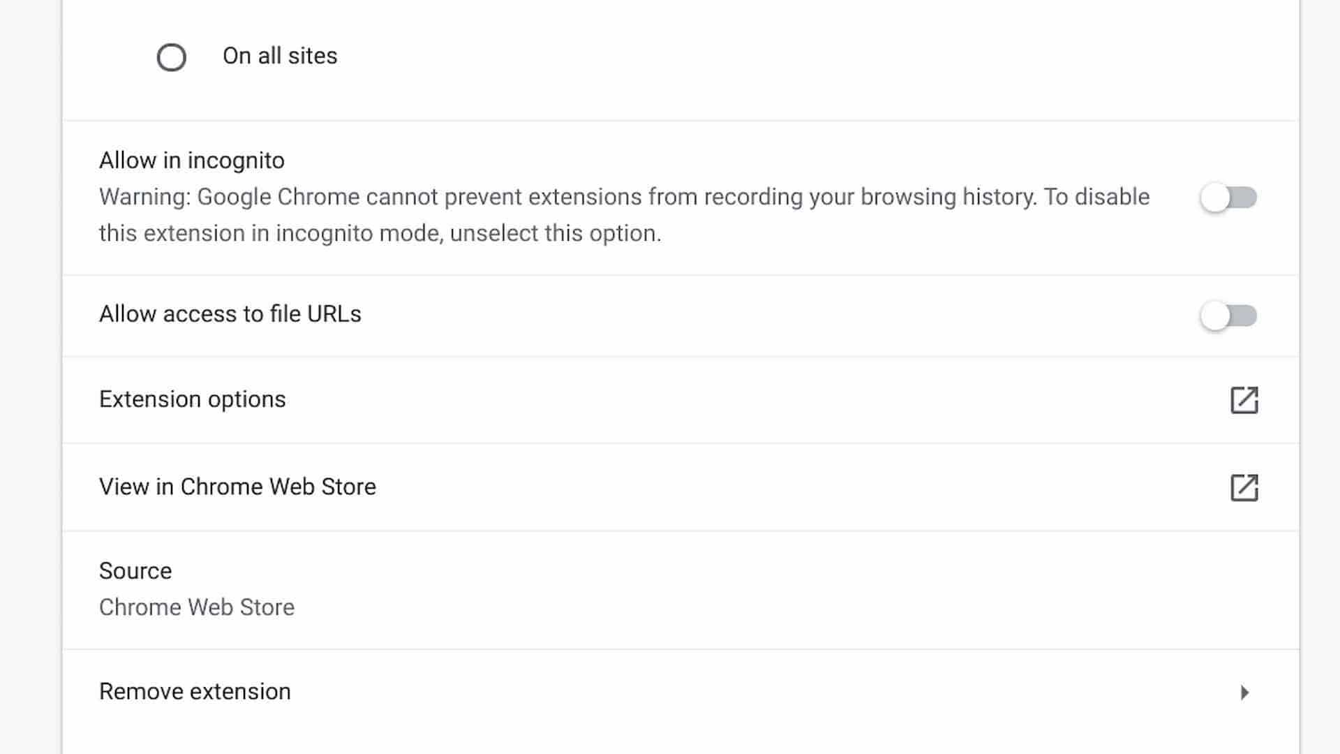 17 how data chrome extensions
