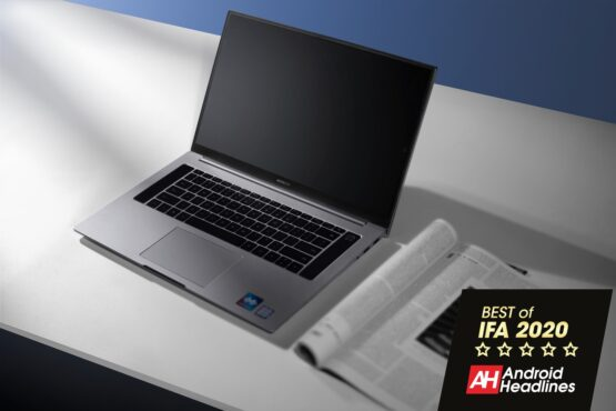 AH HONOR MagicBook Pro IFA awards badge