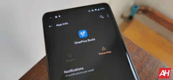 AH OnePlus Buds app 1