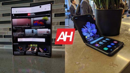 AH Samsung Galaxy Z Fold 2 vs Samsung Galaxy Fold comparison 1