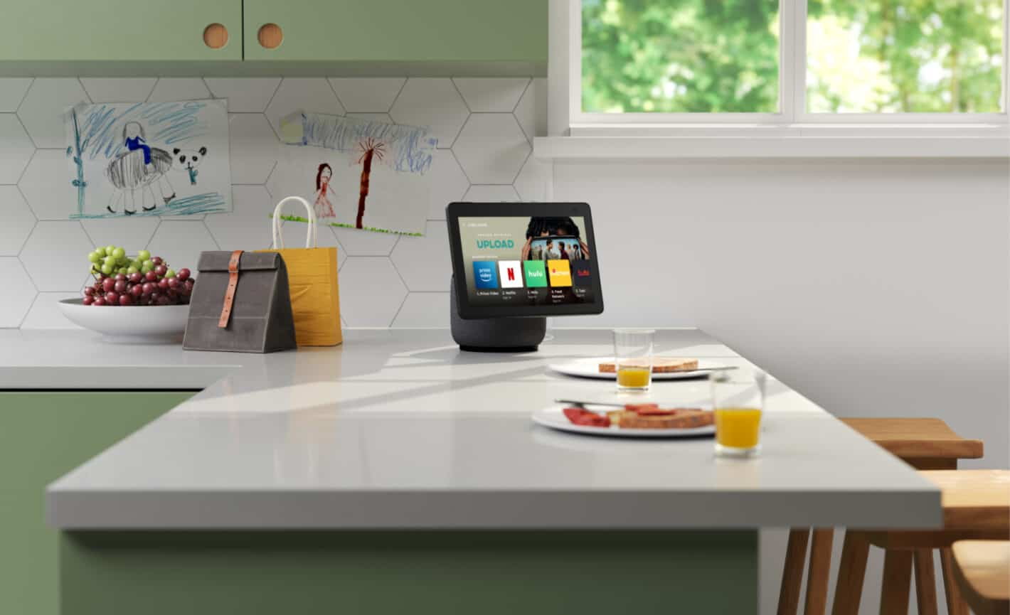 All New Echo Show 10