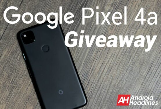 Android Headlines Google Pixel 4a Giveaway