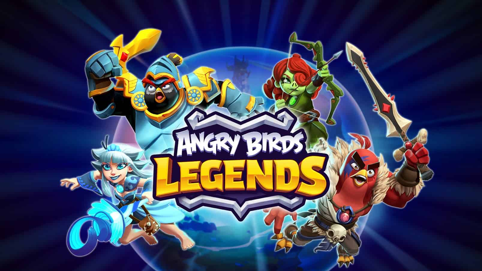Angry Birds Is Back In This Weird Card-Based RPG Game - Android - US apps  and news - U.S. America