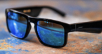Bose Frames Tenor with Mirrored Blue Lenses (1)