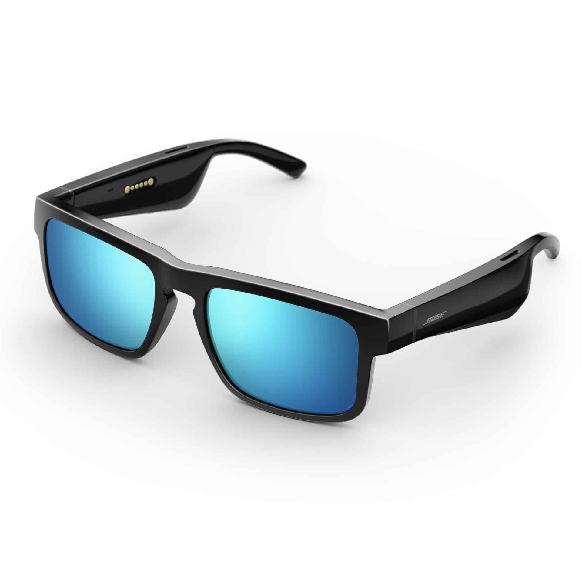 Bose Frames Tenor with Mirrored Blue Lenses 2
