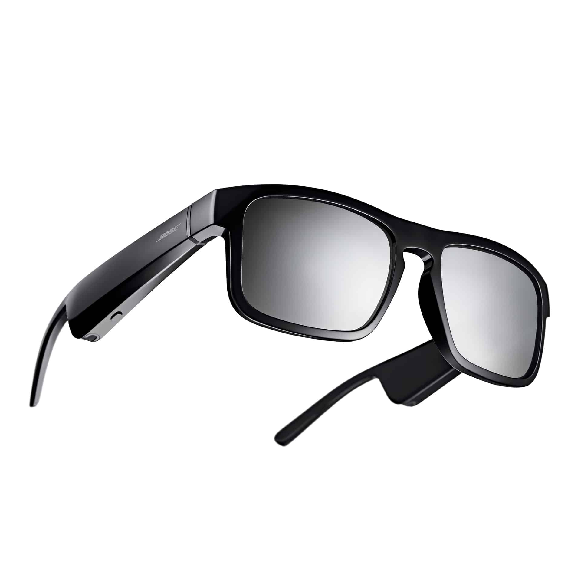 Bose Frames Tenor with Mirrored Silver Lenses 1