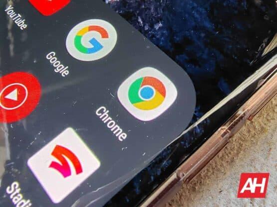 Chrome Android DG AH 2020