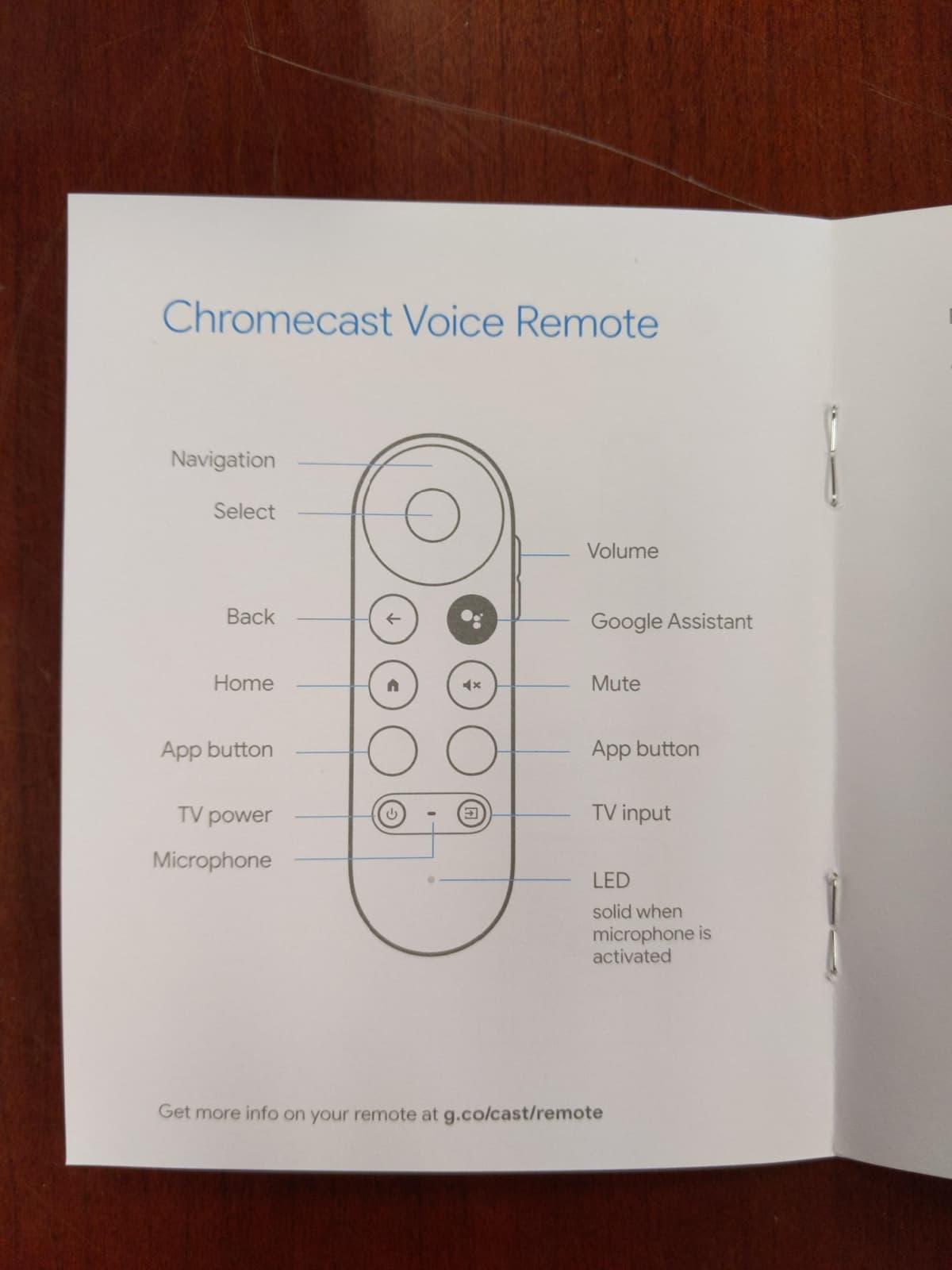Chromecast With Google TV 1