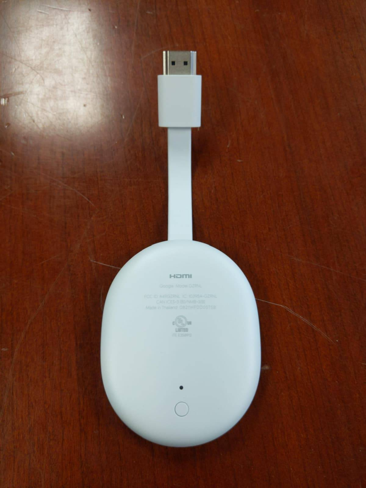 Chromecast With Google TV 5