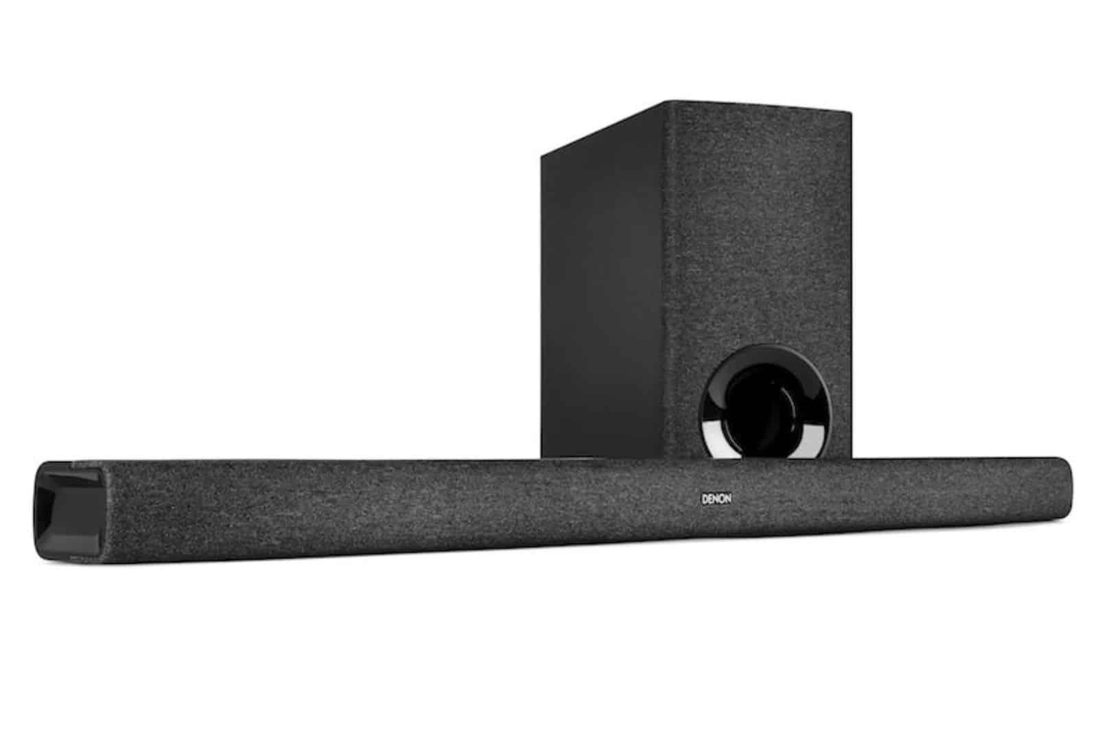Denon DHT S416 Chromecast soundbar 01