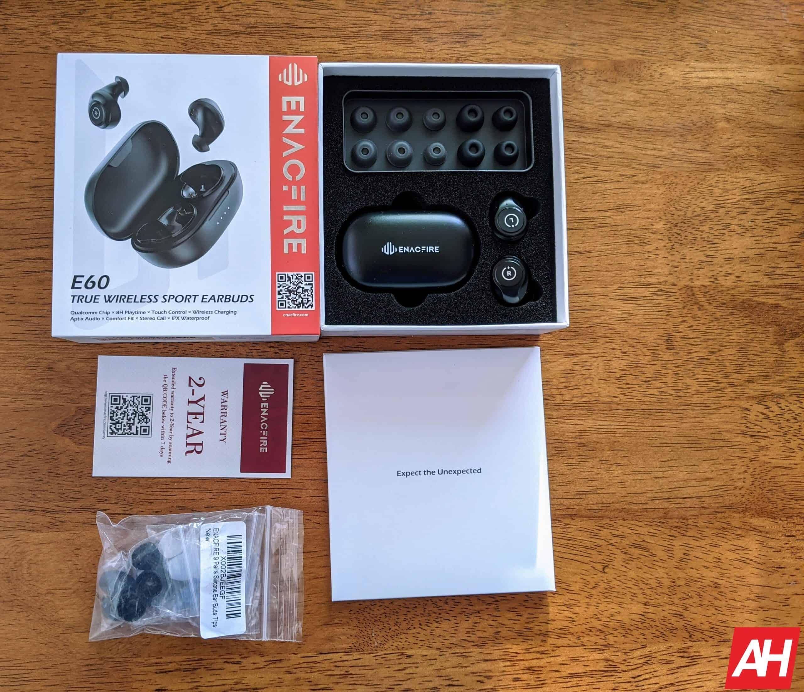 E60 Unbox AH 1