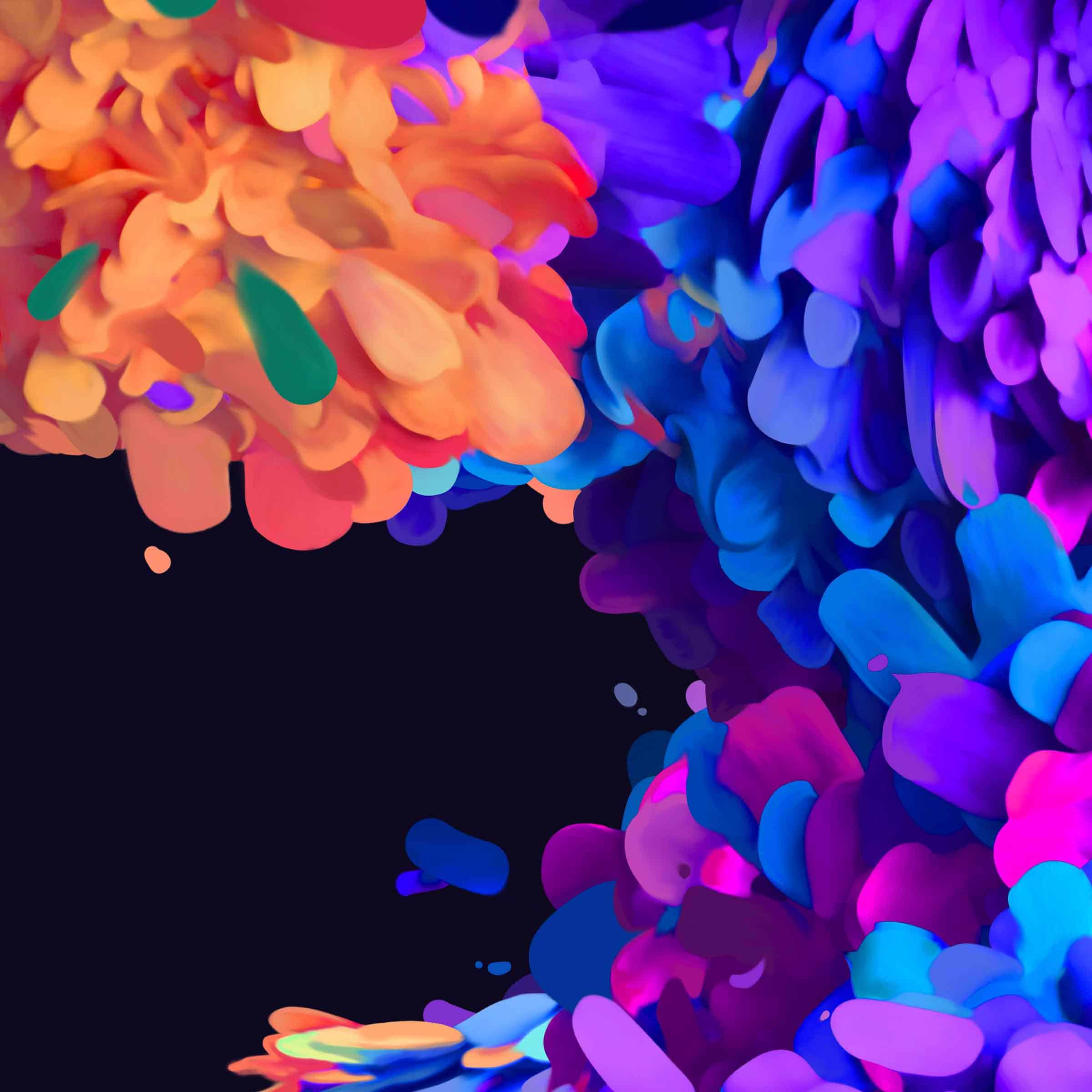 Samsung Galaxy S20 Fe Wallpapers Leak Ahead Of Launch