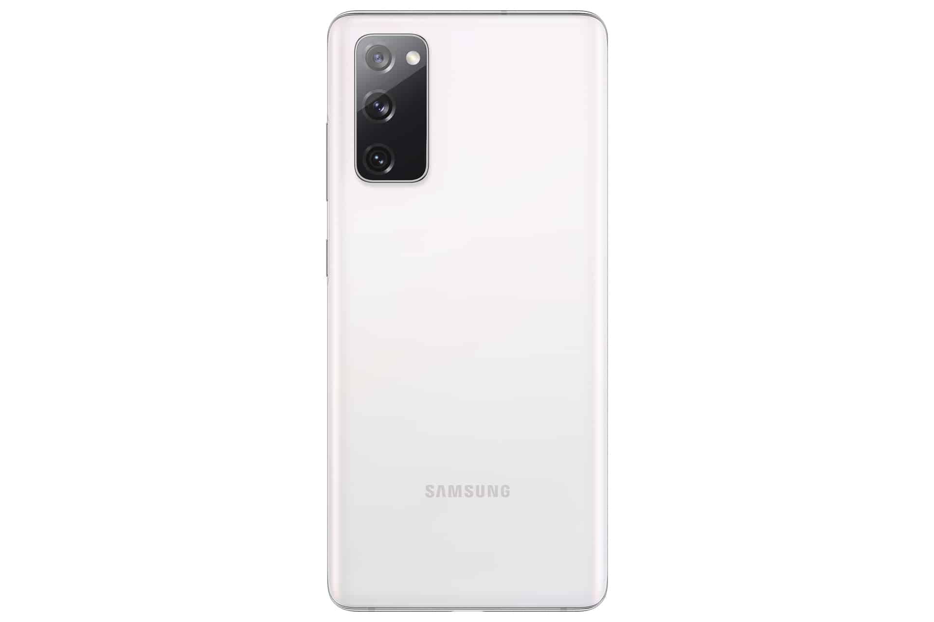 Galaxy S20 FE Cloud White Back