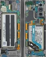 Galaxy Z Fold 2 teardown wallpaper sample 1