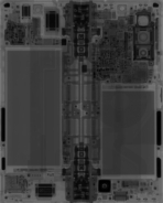 Galaxy Z Fold 2 teardown wallpaper sample 4