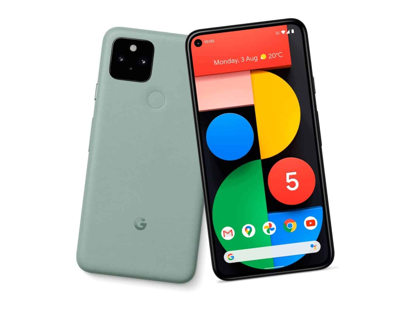Google Pixel 4a green featured
