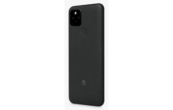 Google Pixel 5 back side leak featured