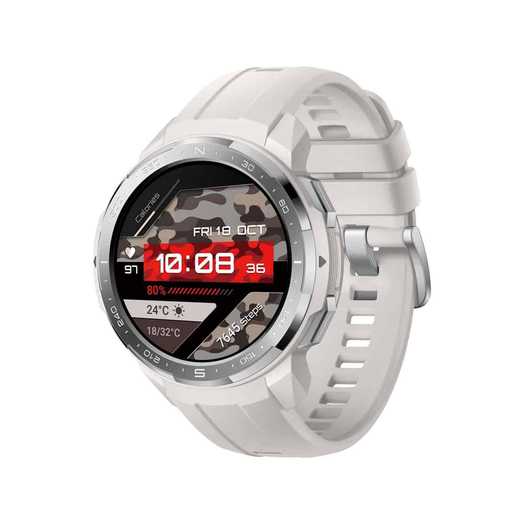 HONOR Watch GS Pro White 1