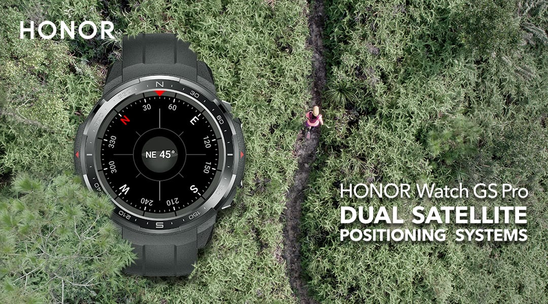 HONOR Watch GS Pro image 3