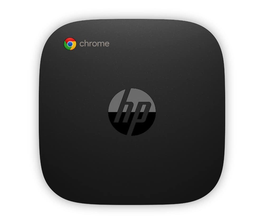 HP Chromebox Enterprise G3 Top Profile