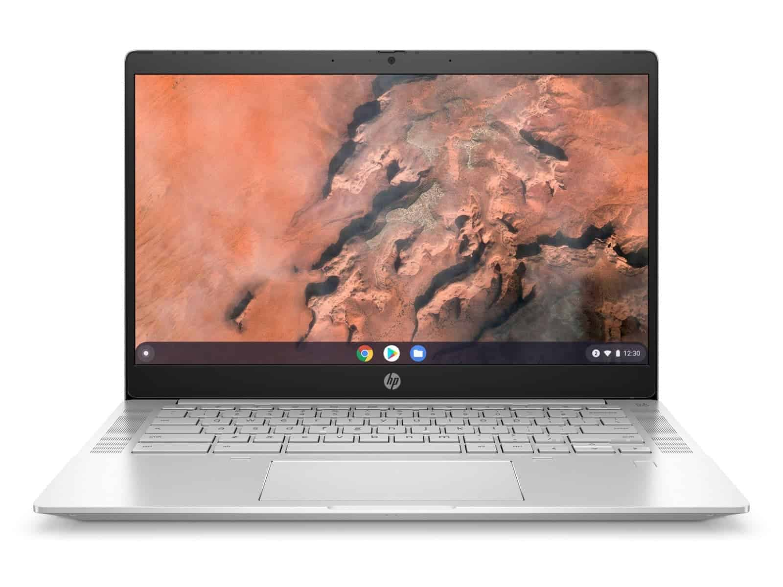 HP Pro c645 Chromebook Enterprise Front