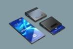 HP foldable smartphone patent design 5