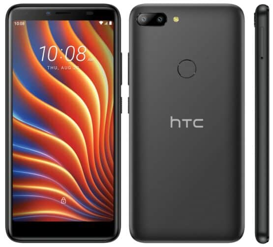 HTC Wildfire E Lite leaked render