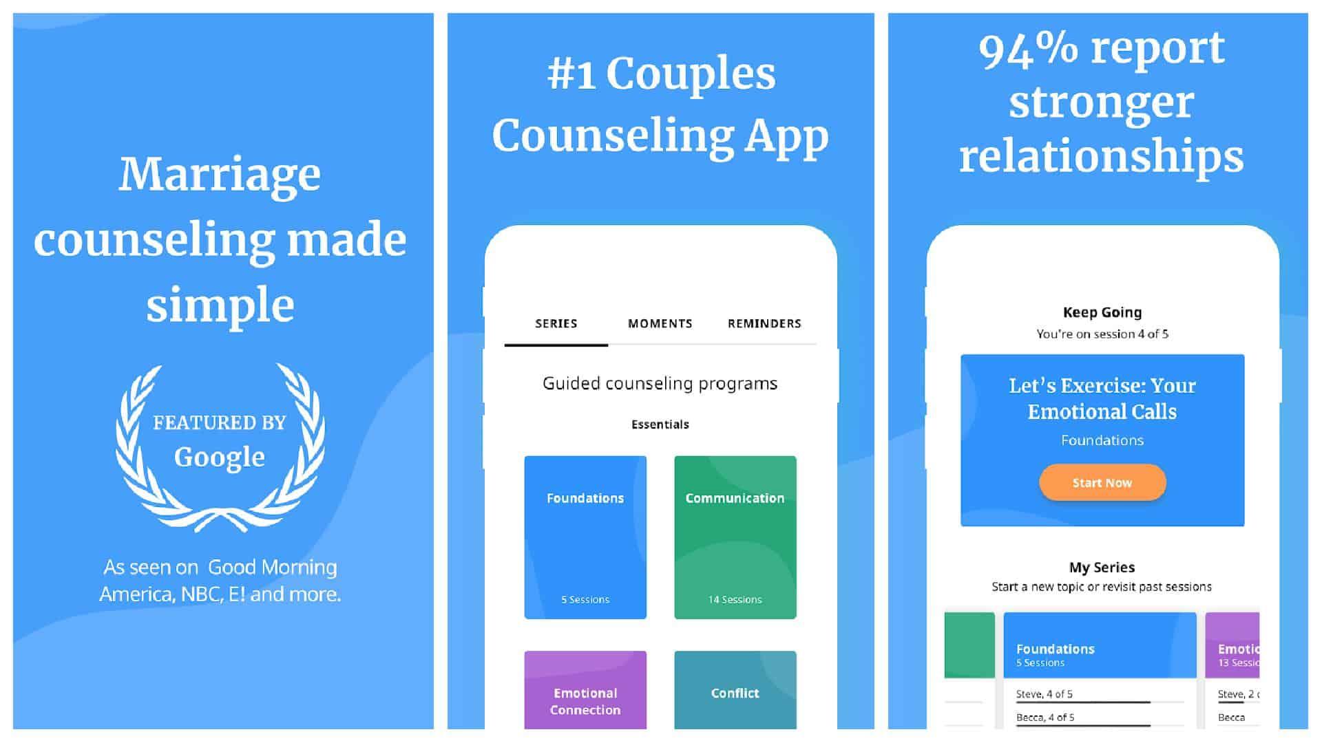 Lasting app image grid