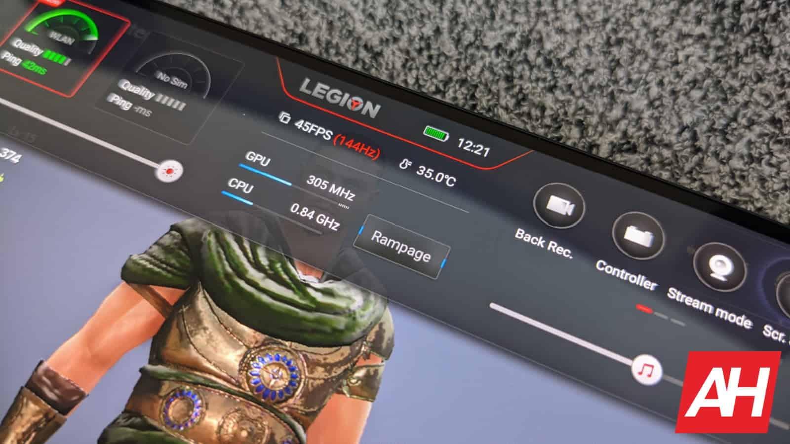Lenovo Legion Phone Duel Review 12